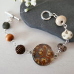 AUG ABS The Cells of Life bracelet by Teodora Paintings