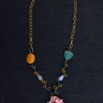 Pompadour's Rococo necklace by Sayuri