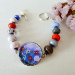 Midnight Meadow Bracelet – November ABS Challengel
