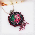 PolyClay Appliqué, and Beaded Bezels