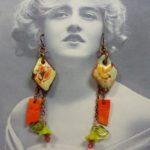 Mary's Summer Diamond Earrings