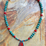 Turquoise & Red Dream