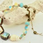 Boho Mermaid Bracelet