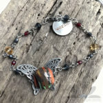 Mother Nature Bracelet by CraftyHope