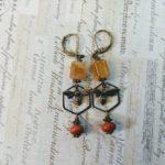 Earrings by Tara Leitermann