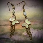 Fluttering Dreams earrings