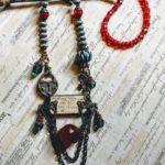 Necklace by Tara Leitermann