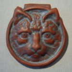 Cat Face Pendant Bead