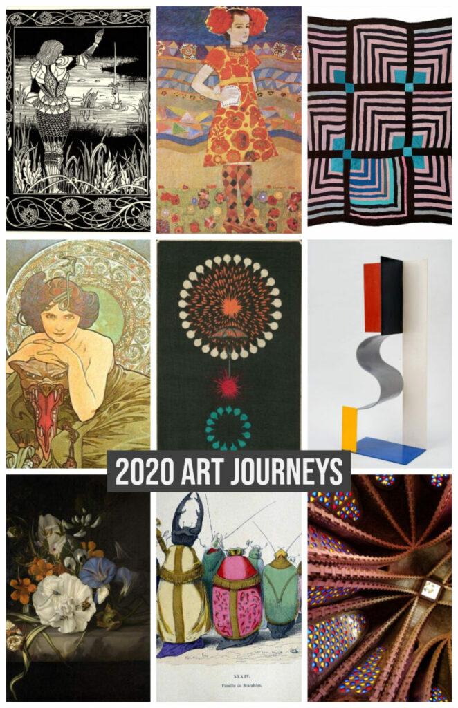 Join Us On An Art Journey In 2020 Bead Scene Studio